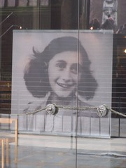 Anne Frank (kestrel49) Tags: uk portrait england europe cathedral gb coventry citycentre westmidlands warwickshire annefrank exibition cv1