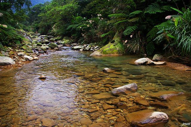 北台灣秘境探訪-基隆西勢溪