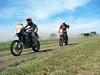 Dakar 2009 - objetivo: llegar (Leonardo Dell'Aquila) Tags: santafe argentina honda 14 yamaha dakar 135 2009 solidaridad etapa 122 casilda carcarañá palante deroo dakar2009