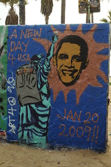 KL4_1333 (kirstography) Tags: painting graffiti graffitipit venicebeachcalifornia presidentobama kirstography