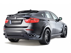 2009 Hamann BMW X6 Tycoon new pictures
