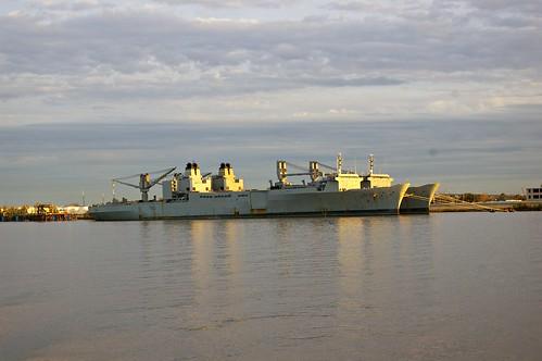 U.S. Navy transports