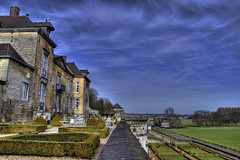Kasteel/Castle Neercanne (Bert Kaufmann) Tags: panorama holland castle netherlands maastricht nederland nl chateau paysbas soe hdr olanda kanne limburg niederlande kasteel neercanne chateauneercanne mywinners abigfave goldstaraward anticando kasteelneercanne