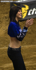 (NewEndProductions) Tags: ohio girl racing ama dirtbike motocross dayton arenacross