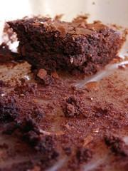 Mmmm brownies. (by RGP)