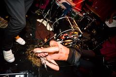 Bang! Bang! Eche! (Ross Finnie [20Hz]) Tags: music ross concert nikon live gig wellington 20mm nikkor mighty f28 20mmf28d finnie d700 bangbangeche