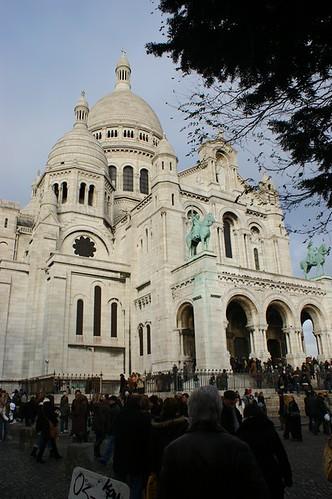 Catedral de Sacre Coeur - Paris