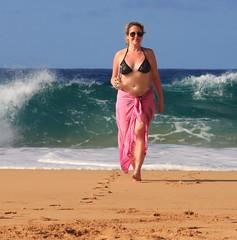 Jocelyn (pixxiestails) Tags: beach hawaii jocelyn secret kauai