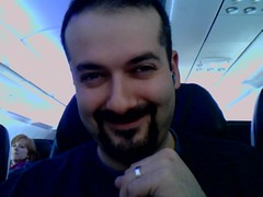 Uploaded from 38,000 feet
