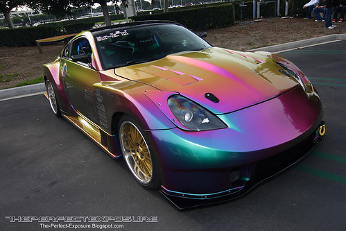 Team Ar Kan S Supercharged Nissan 350z W Dupont