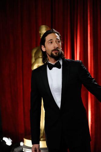 Premios Oscar Adrien Brody