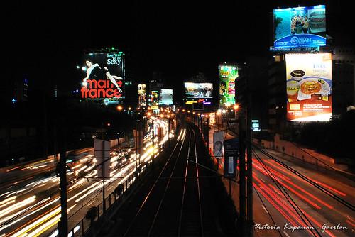 EDSA by Night