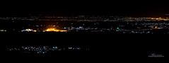 Khanzad Hotel + Irbil city at night (Sherwan™) Tags: panorama night nikon flickr raw quality erbil kurdistan arbil lightroom kurd sherwan d90 hewler irbil hawler krg nikond90 کوردستان