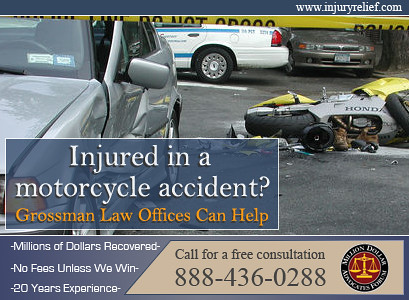 Dallas Texas Motorcycle Accident Lawyer