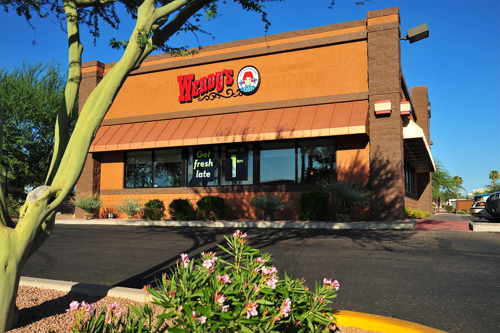 Wendy's - E. Hampton Ave., Mesa AZ