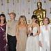 Penelope Cruz with Oscar & Presenters