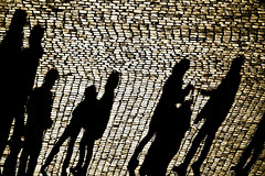 parallel shadows (Hamed Parham) Tags: italy rome colosseum parallelshadows hamedparham