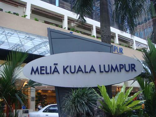 فندق ميلايا كوالالمبور Melia Hotel Kula Lumpur