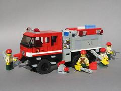 LEGO S&S Wildland Ultra XT (1)