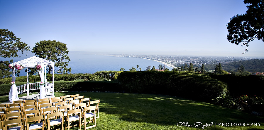 La Venta Inn Palos Verdes Estates Wedding