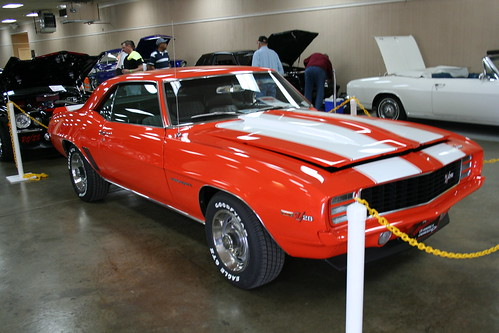 Hunters Auto Expo Car Show 2009 Preview 1969 Camaro