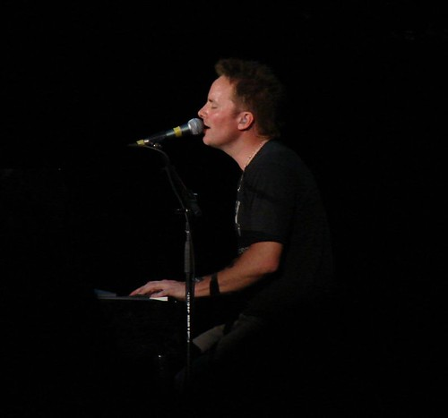 Chris Tomlin on keyboard
