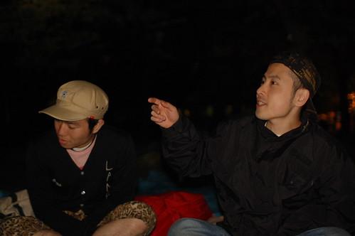 NDP 花見 in 鶴舞公園