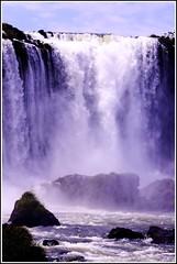((qifei)) Tags: brazil water brasil agua power falls potenza cataratas acqua iguazu brasile iguassu cascate 450d