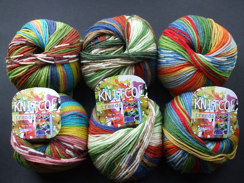 More new Knitcol colours!