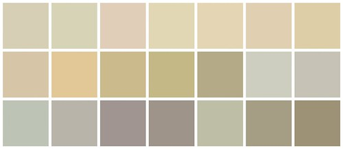 Farrow & Ball Paint: White, Cream, Pale and Mid-tone Neutral Colors