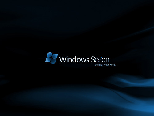 Windows 7 Wallpaper Widescreen