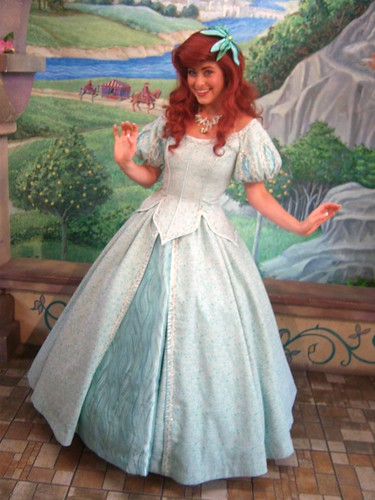 disney princesses ariel. Ariel at Disney Princess