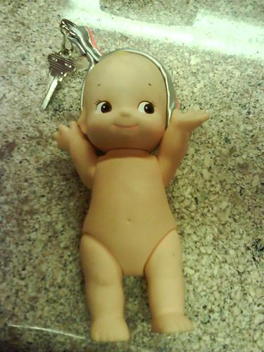Doll Store Bathroom Key
