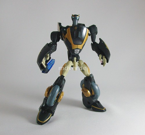 Transformers Prowl Animated Deluxe - modo