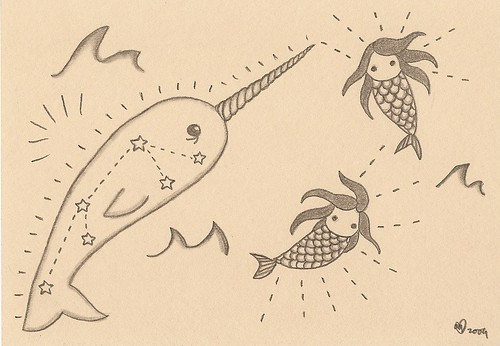 the narwhal and the sea sprites