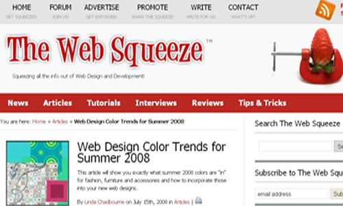 web squeeze by you.