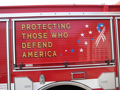 Federal Fire Department Motto (Rookie1999) Tags: lake fire local federal ridgecrest iaff station1 f32 federalfire clfd chinalakefiredepartment