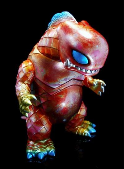 LASH x Rumble Monsters