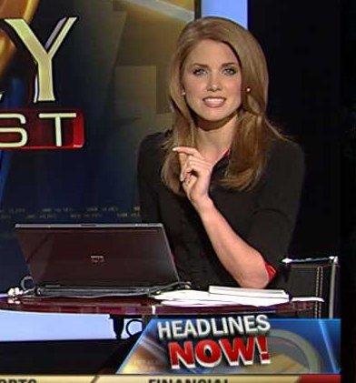 Fox News Redhead