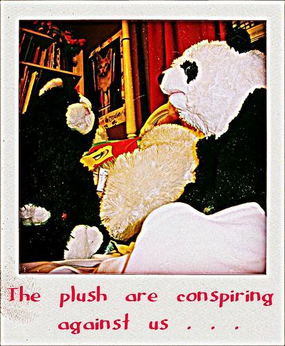 Plush Conspiracy