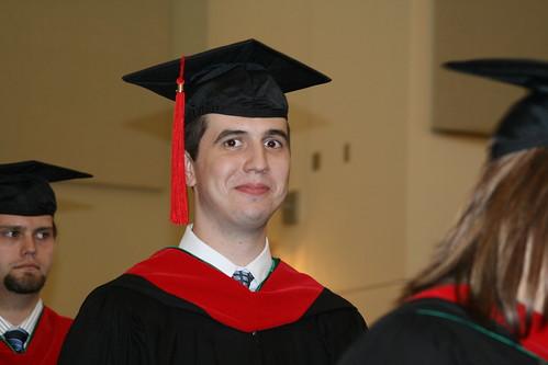 Truett Graduation