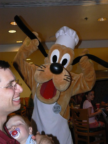 Even Pluto comes back to say hello