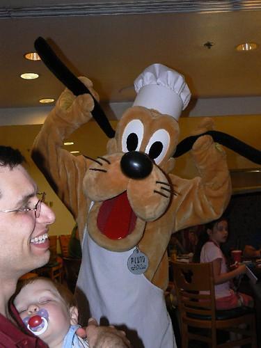 Even Pluto comes back to say hello