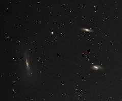 Leo Triplet (AstroPhoto Guy) Tags: sky black beautiful stars space deep holes galaxy nebula planets astronomy astrophotograpy Astrometrydotnet:status=solved Astrometrydotnet:version=11264 Astrometrydotnet:id=alpha20090641247635
