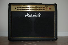 Sold: Marshall AVT 275 2×12 Combo Guitar Amplifier