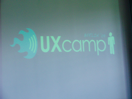 UXCamp '09 23