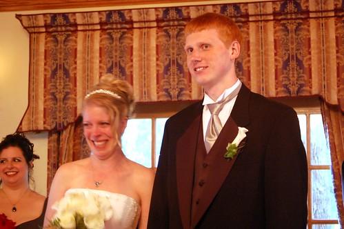 Cyndi & Andrew's Wedding