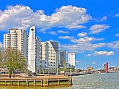 Rotterdam (Marga M.) Tags: city netherlands rotterdam nederland marga pinksteren2009