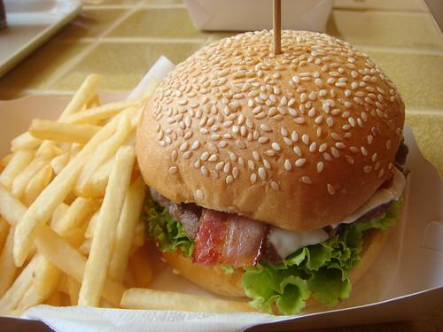 Mama's Burgers