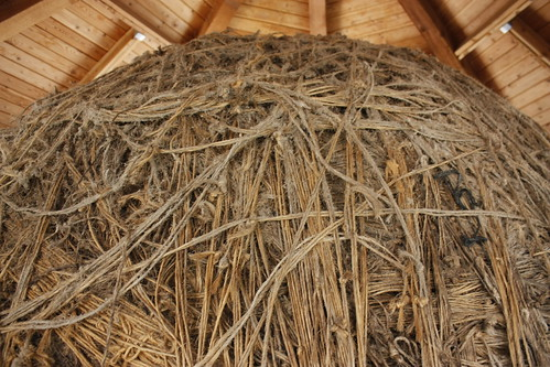 That is one big ball of twine